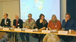 Att rutinerna behöver förbättras var paneldeltagarna på den norska konferensen om tidig upptäckt och diagnosticering av Ushers syndrom överens om.