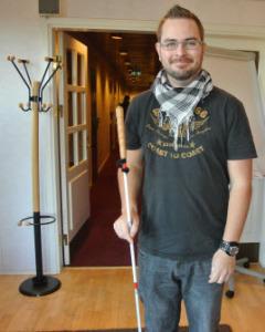 Torbjörn Svensson började blogga för att hantera sin livskris.