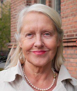 Kristina Thorngren-Jerneck, läkare vid barnhabiliteringen, Lund