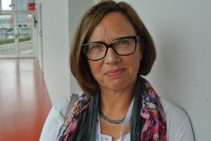 Bente Enggrav, socionom och vägledare vid norska Eikholt