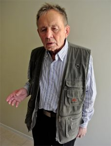 Stig Ohlson såg tolkfrågan som den viktigaste