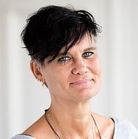 Porträtt Helene Engh