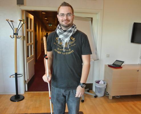 Torbjörn Svensson står