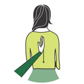 signal för allvarlig, illustration
