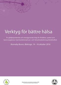 omslag broschyr Verktyg för bättre hälsa