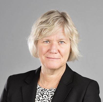 Porträtt Ann-M;arie Begler
