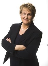 Désirée Pethrus som ska utreda LSS har en bakgrund som socionom.