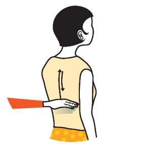illustration: signal för suck