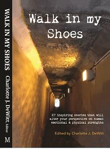 Omslaget till boken, en tunnel där ljuset skymtrar längst bort