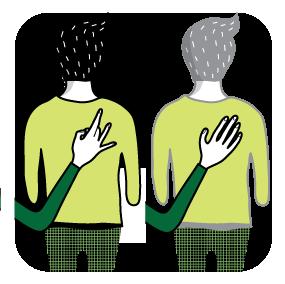 signal för anteckna, illustration