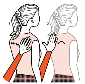 signal för läsa, illustration