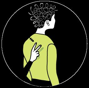 Illustration av signalen för att röka