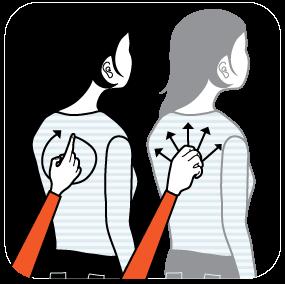 Illustration av signalen för sol, alternativ 1