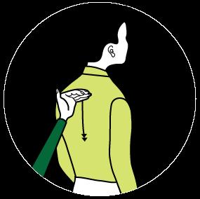 Illustration av signalen för vänta