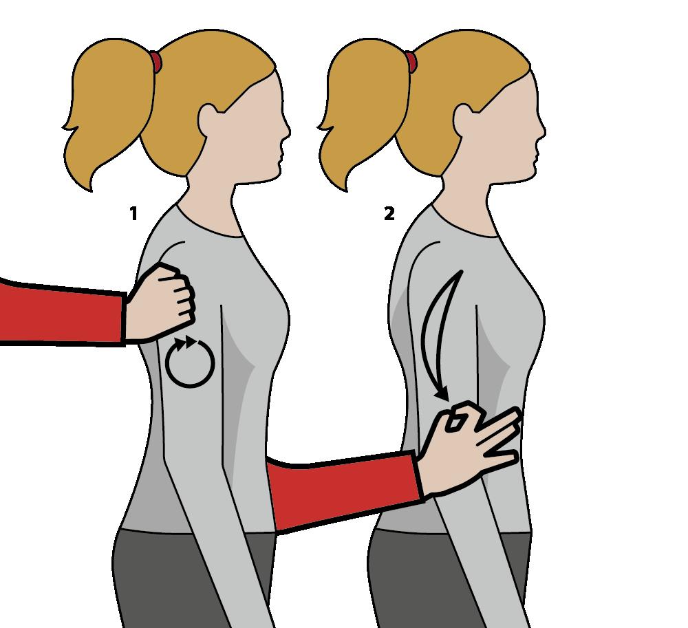 signal för banan alternativ ett, illustration