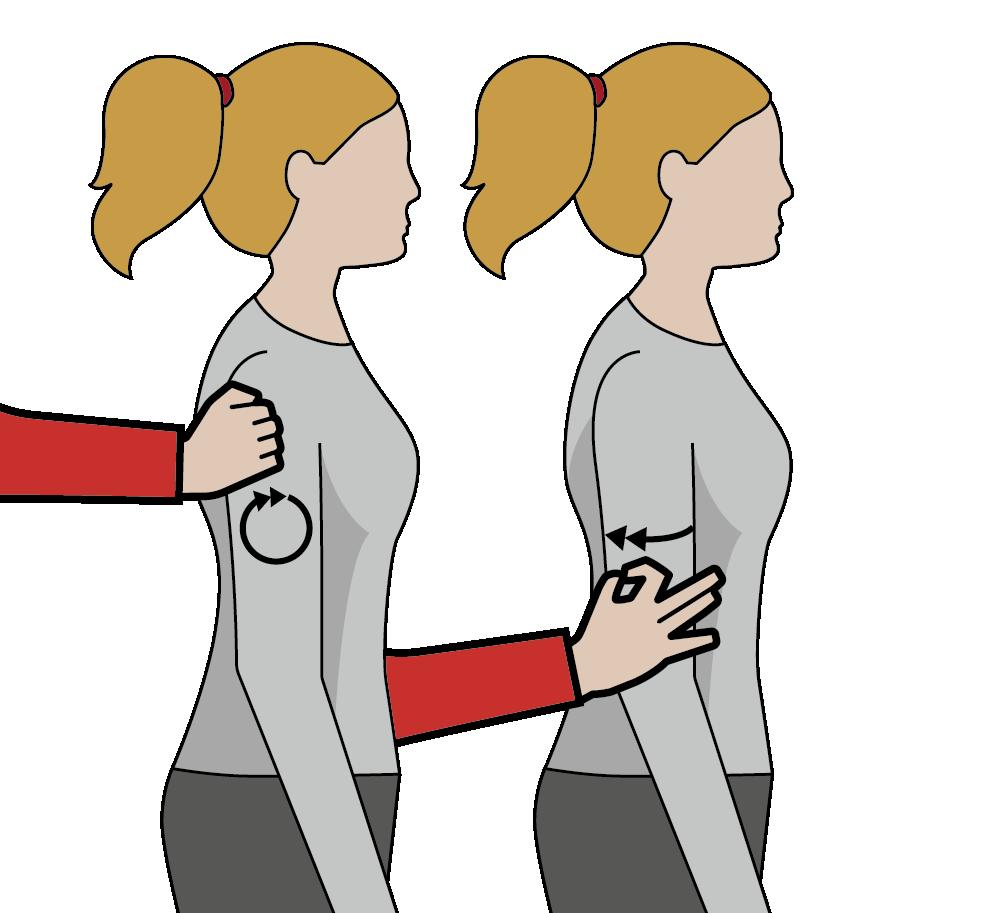 signal för banan alternativ två, illustration