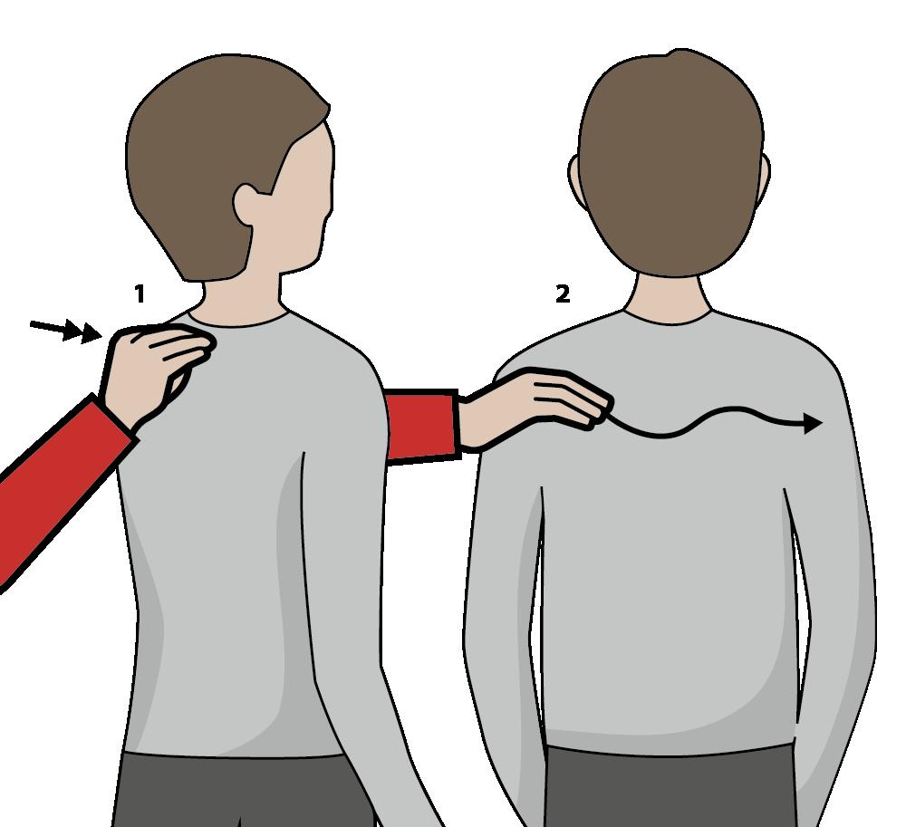 signal för fisk, illustration