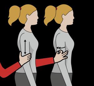 Illustration av signalen för juice, alternativ 2