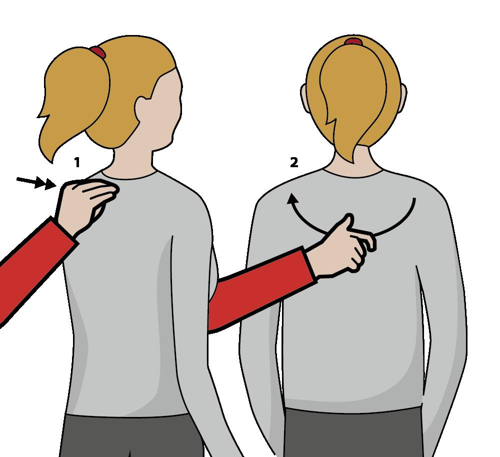 signal för korv, illustration