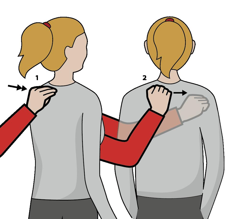 signal för kött, illustration