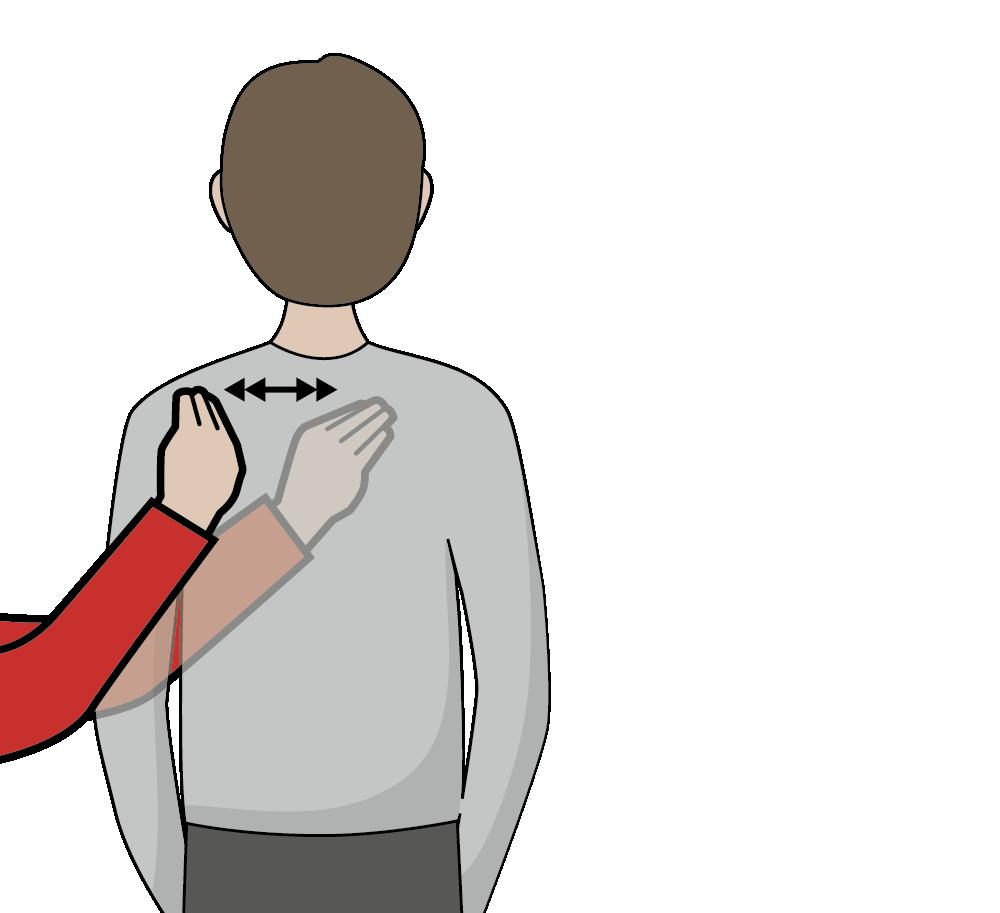 signalen för servett, illustration