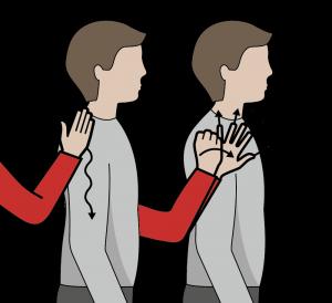Illustration av signalen för turkos