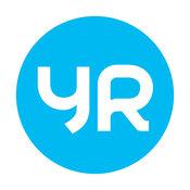 Logo för appen Yr