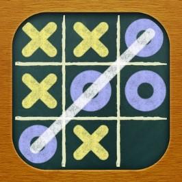 Logo för appen Tic Tac Toe