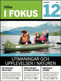 Omslaget till tidskriften visar tre personer som paddlar kanot.