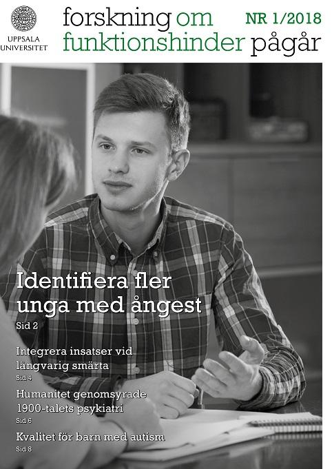 bild på omslaget till tidskriften