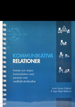 framsida på publikation kommunikativa relationer, foto