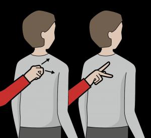 illustration: signal för okej