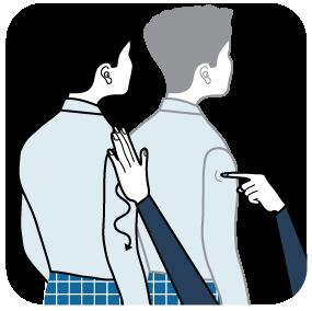 illustration av signal för blå (alternativ)