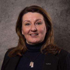 Porträttbild på Ulrica Broddstedt