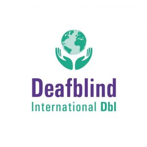 logotyp Deafblind International