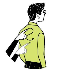 illustration av signalen för fråga