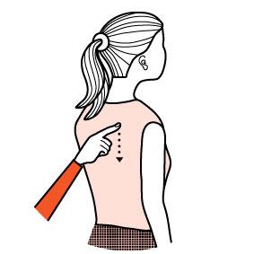 illustration av signalen för gråta lite
