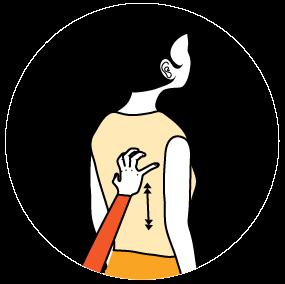 illustration av signalen för skratta mycket