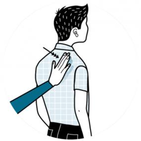 illustration av signalen för bra