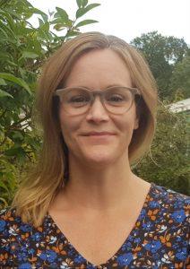 Porträttfoto Caroline Lindström